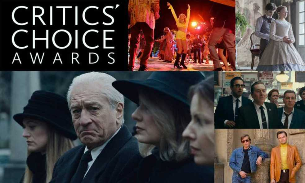 Watch Critic's Choices Awards 2019
